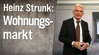 Wohnungsmarkt-Experte Heinz Strunk