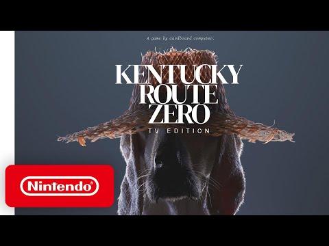 KENTUCKY ROUTE ZERO: TV EDITION - Bande-annonce (Nintendo Switch)