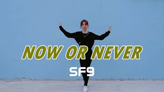 [SEE MIN]SF9(에스에프나인)_Now or Never(질렀어) Dance Cover 댄스커버