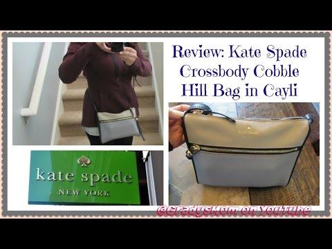 Kate Spade Jackson Street Leather Mini Cayli Young Lane Crossbody Bag PXRU7952