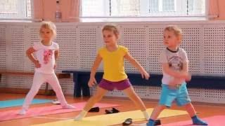 Гимнастика для детей. 2014 - 2015 учебный год. часть 3