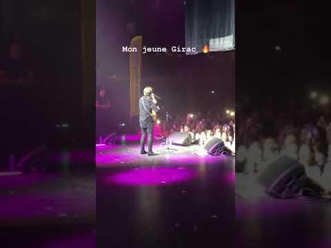 Kendji Girac En Concert Au Casino De Paris (10.10.18)