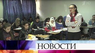 Язык Пушкина и Достоевского стремительно набирает популярность в Сирии.