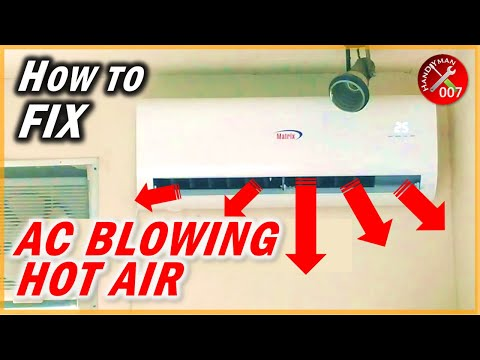 AC Not Blowing Cold Air? Here's Why!   How To Clean Air Conditioner Filters