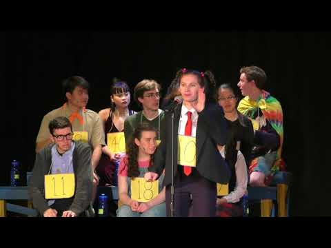 The 25th Annual Putnam County Spelling Bee (at Brown University)