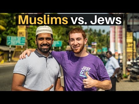 Muslims vs. Jews... Are We The Same?