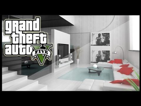 Gta 5 Online New High Life Apartment Dlc Leaked Interior V