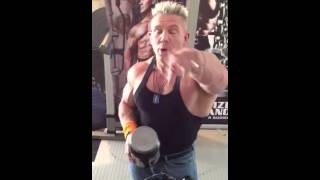 Andy haman Bodybuildingwearhouse.com Dymatize