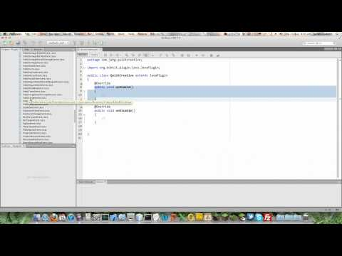 jahg Teaches Java - 02 - Plugin Project Setup (NetBeans)