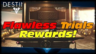 RNGesus Gives Me EVERY Trials Weapon I Wanted! Destiny Flawless Trials Of Osiris Passage Rewards!