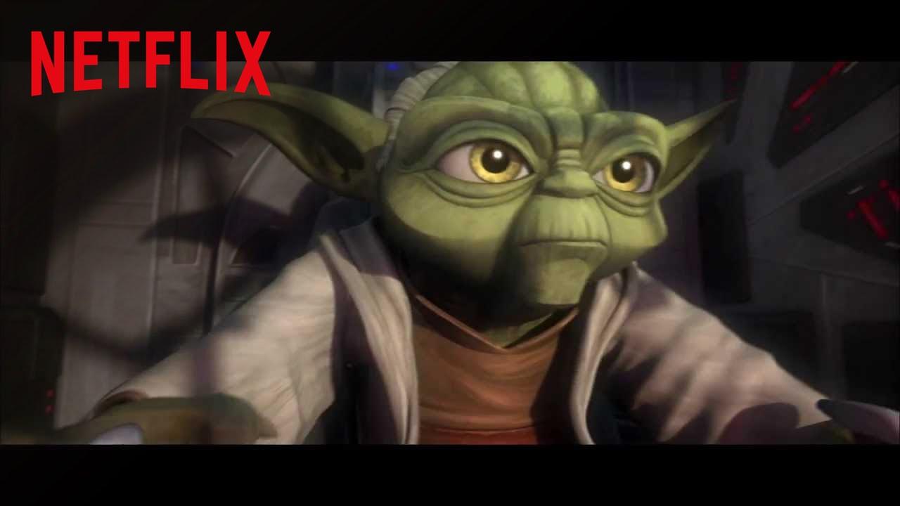 Netflix Star Wars The Clone Wars