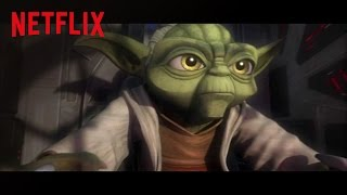 Star Wars: The Clone Wars | exclusive | Netflix