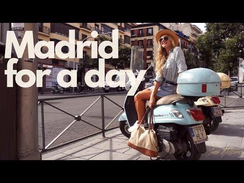 Madrid Vlog!