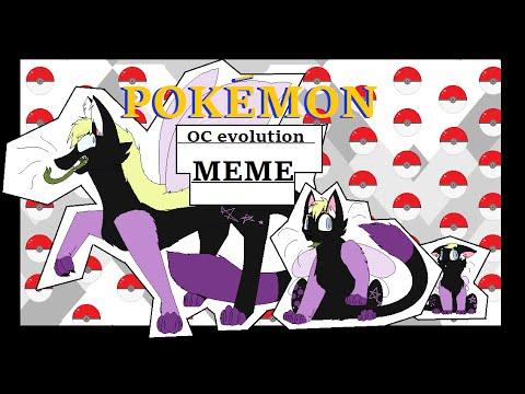 hqdefault pokemon oc evolution [meme] youtube