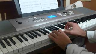 Dream Theater - Scene Three: I. Through My Words - piano cover