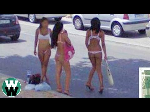 20 WTF Images Caught on Google Street View