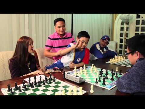 Youngest FIDE/Chess Master - Philippine Book of Records