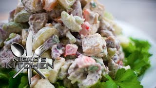 Waldorf Salad - Video Recipe