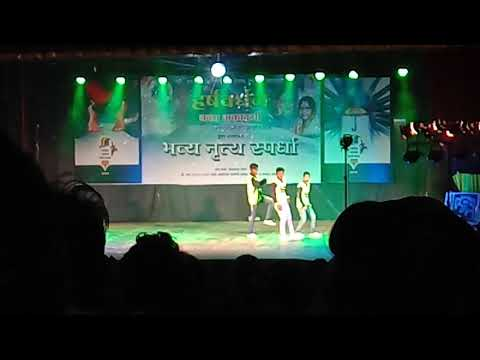 Husn Hai suhana || Goriya Churana Mera Jiya Dance || Takshashila Mahavidyalaya Amravati ||