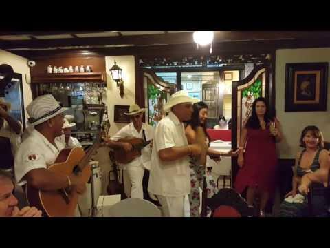 An Amazing Night in Havana at Dona Eutimia Restaurant