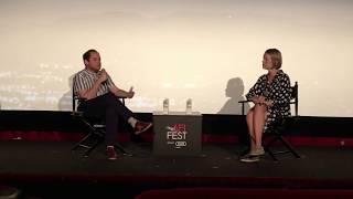 "A Conversation with Aaron Katz ""Gemini"" - AFI FEST (2017)"