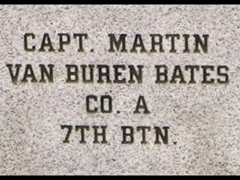 MARTIN VAN BUREN BATES - THE KENTUCKY GIANT