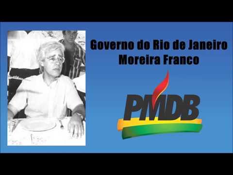 Jingle de Moreira Franco para a eleição de Governador do Rio de Janeiro (1986)
