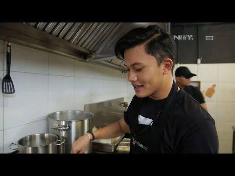 Chef's Table - Nasi Tutug Oncom Dengan Sambal Udang With Rizky Febian