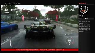 Driveclub Multiplayer Session 1