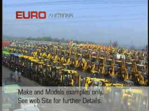 Euro Auctions Leeds Sale Sep 09 Youtube