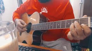 Anatha Maruthe Guitar Lesson in Sinhala