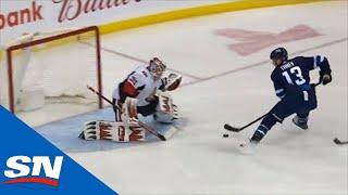 Jets' Brandon Tanev Burns Ottawa Senators For Breakaway Shorthanded Goal
