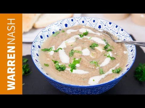 classic-mushroom-soup-recipe-without-cream---recipes-by-warren-nash