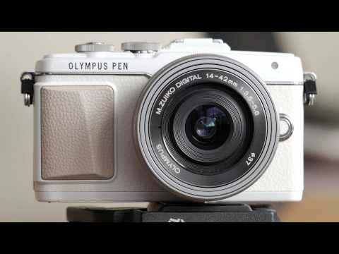 Olympus Pen E-PL7 hands-on video