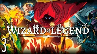 PODER DE MAGO - Wizard of Legend - EP 3