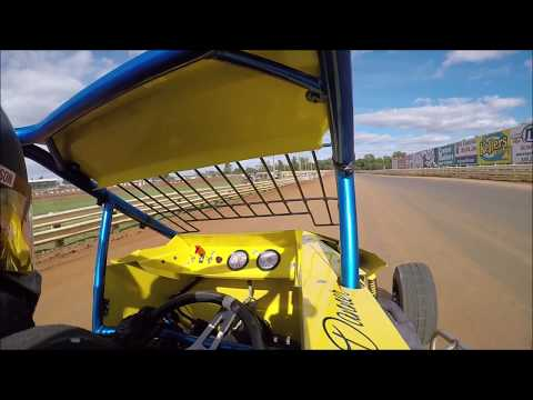 Selinsgrove Speedway World Series of Dirt Racing 2018 SpeedSTR Qualifying - Briggs Danner