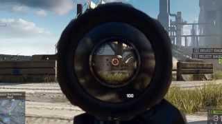 """Battlefield 4 on 135"""" screen projector"""
