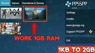 How To Download God Of War 4 For Android Ppsspp Gold