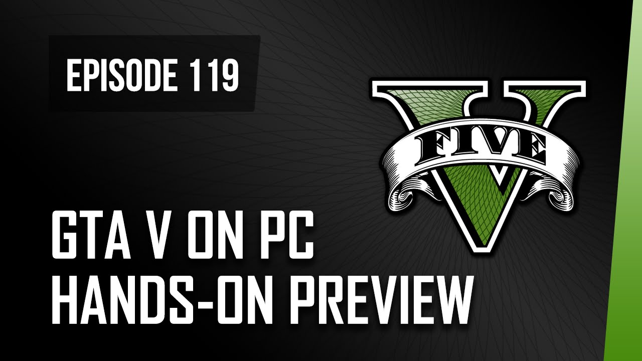 Gta V Oclock Gta 5 Pc Preview Hands On Report Youtube