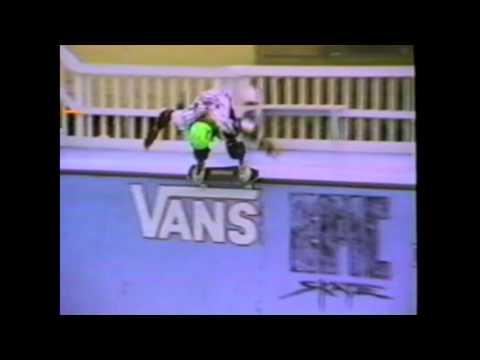 Toxic Skateboards - Oddly Enough (1990)