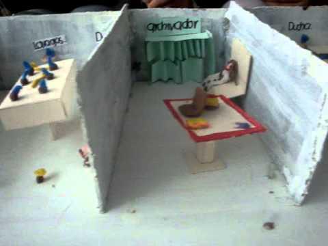 Maqueta laboratorio documentacin  YouTube