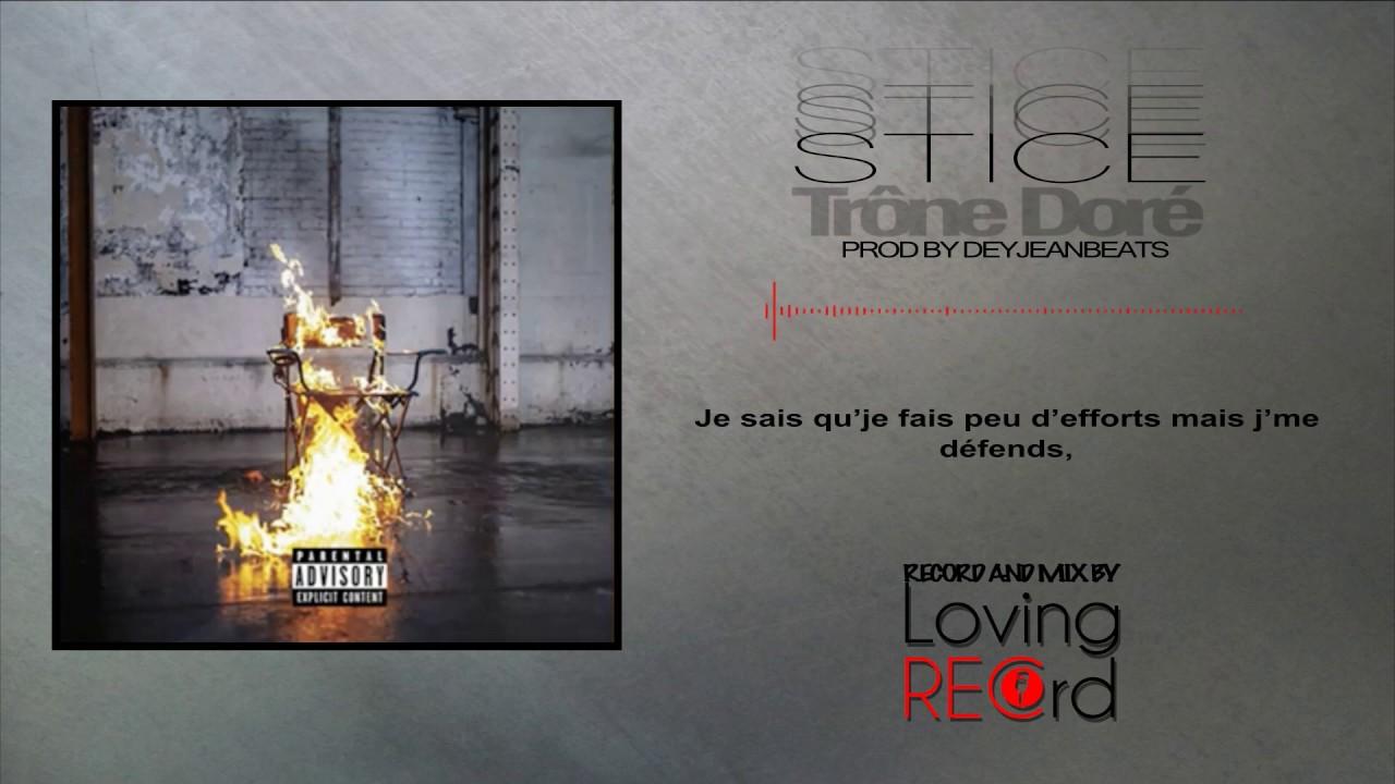 Download STICE - Trône Doré [Audio Officiel]