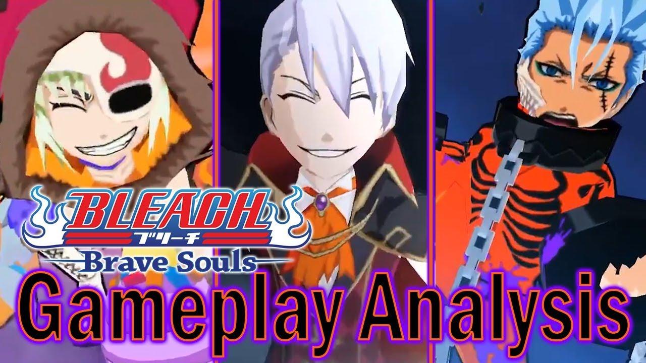 Bleach Brave Souls Halloween 2020 Bleach Brave Souls Halloween Characters Gameplay Analysis!   YouTube