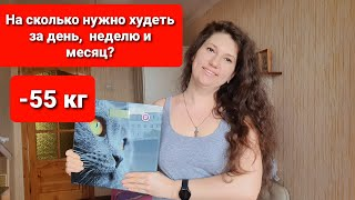 постер к видео Бодрое утро с Марией Мироневич #36 На Сколько НУЖНО ХУДЕТЬ в День, Неделю и Месяц? мария мироневич