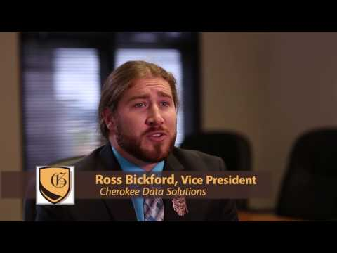 1- Ross Bickford, Vice President • Cherokee Data Solutions