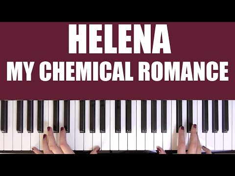 HOW TO PLAY: HELENA - MY CHEMICAL ROMANCE