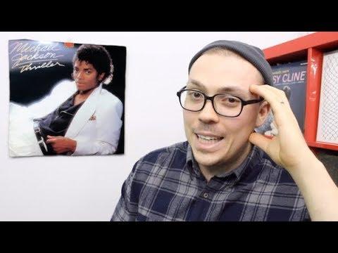 Michael Jackson - Thriller ALBUM REVIEW