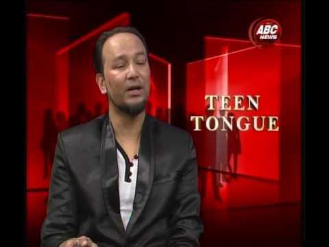 Teen Tongue with Prajjwal JB Rana By Sharada Thapa, ABC NEWS NEPAl