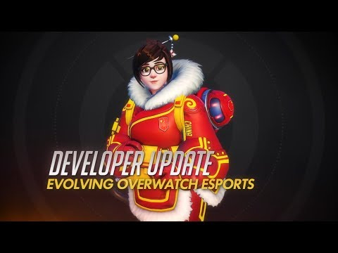 Developer Update | Evolving Overwatch Esports