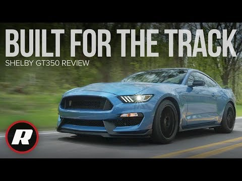 2019 Ford Mustang Shelby GT350 Review: The track star of the family